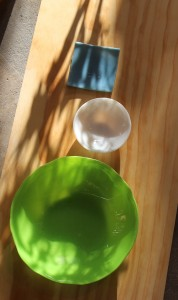 Glass Bowls 1123