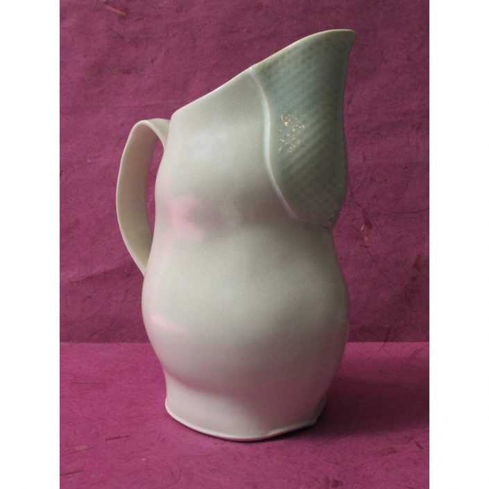 Ceramic Pitcher - Functional Art